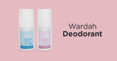 Wardah Deodorant