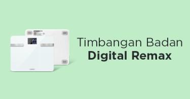 Remax Digital Body Scale