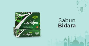 Sabun Herbal Bidara