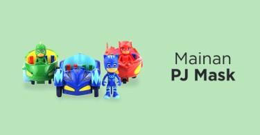 Mainan PJ Mask