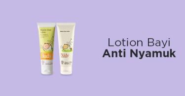 Lotion Bayi Anti Nyamuk