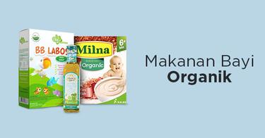 Makanan Bayi Organik