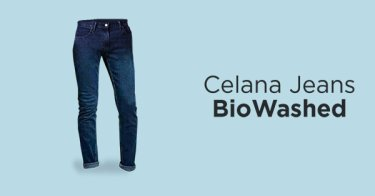 Celana Jeans Biowash