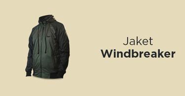 Jaket Windbreaker