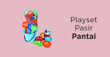 Playset Pantai