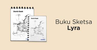 Buku Sketsa Lyra