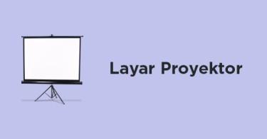 Layar Proyektor