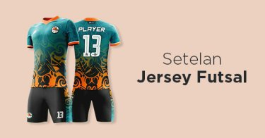 Setelan Jersey Futsal