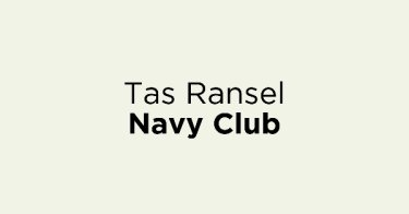Tas Ransel Navy Club