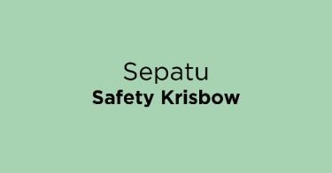 Sepatu Safety Krisbow