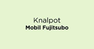 Knalpot Mobil Fujitsubo