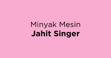 Minyak Mesin Jahit Singer
