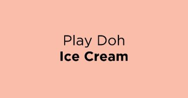 Play Doh Ice Cream