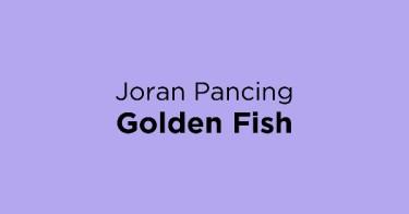 Joran Pancing Golden Fish