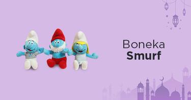 Boneka Smurf