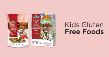 Orgran Gluten Free for Kids