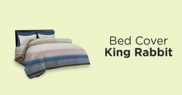 Bed Cover King Rabbit