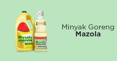 Minyak Goreng Mazola