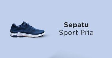 Jual Sepatu Sport Pria - Beli Harga Terbaik  284b31689e