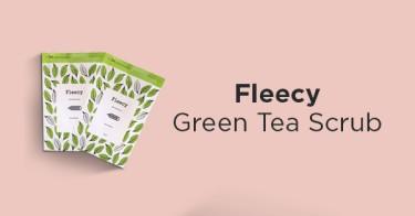 Fleecy Green Tea Scrub