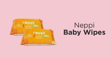 Neppi Baby Wipes