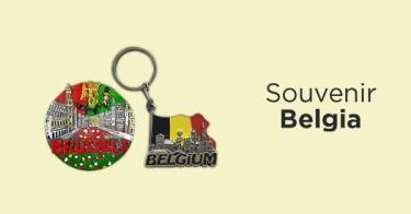 Souvenir Negara Belgia