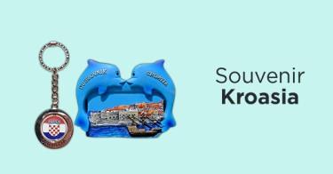 Souvenir Negara Kroasia
