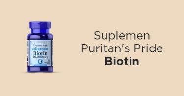 Puritans Pride Biotin