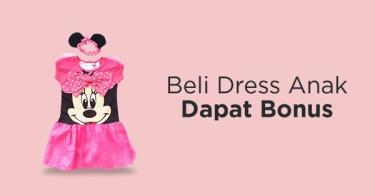 Dress Anak Bonus