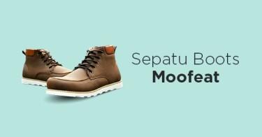 Sepatu Boots Moofeat