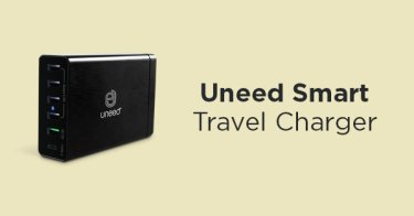 Uneed Smart Travel Charger