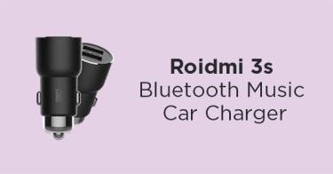 Roidmi 3s Bluetooth Music Car Charger