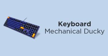 Keyboard Mechanical Ducky