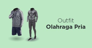 Outfit Sports Pria