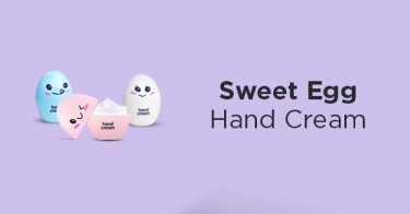 Sweet Egg Hand Cream