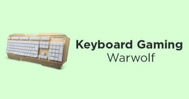 Keyboard Gaming Warwolf