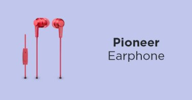 Pioneer Earphone