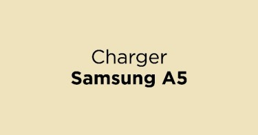 Charger Samsung A5