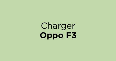 Charger Oppo F3