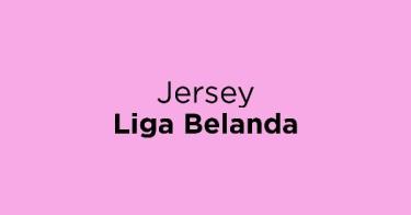 Jersey Liga Belanda