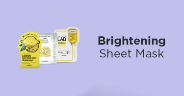 Brightening Sheet Mask