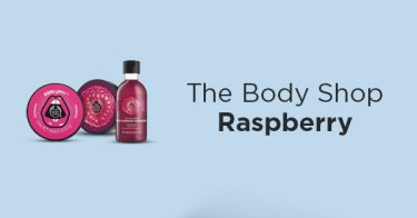 The Body Shop Raspberry