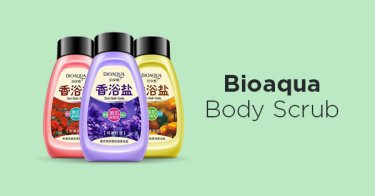 Bioaqua Body Scrub
