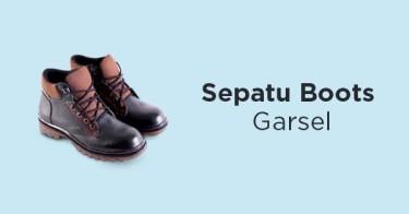 Sepatu Boots Garsel