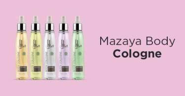 Mazaya Body Cologne