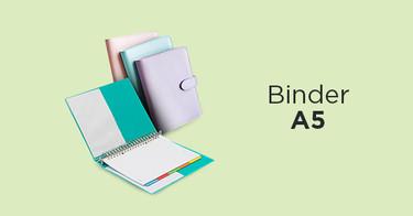 Binder A5