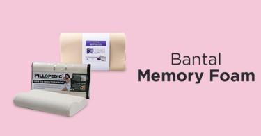 Bantal Memory Foam