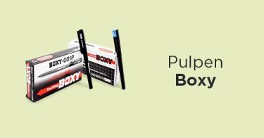 Pulpen Boxy