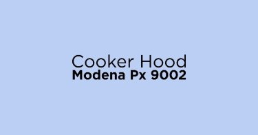 Cooker Hood Modena Px 9002