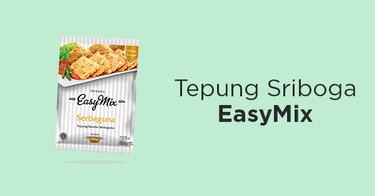 Tepung Sriboga EasyMix
